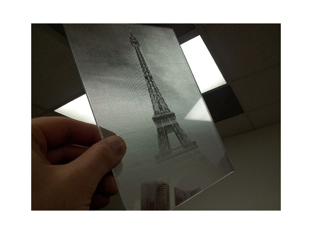 Wedding Honeymoon Memento Laser Engraved On Acrylic Mirror