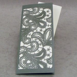 Shaadi Henna - Thank You - Slim Card