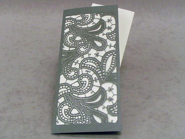 Shaadi Henna - Thank You - Slim Card