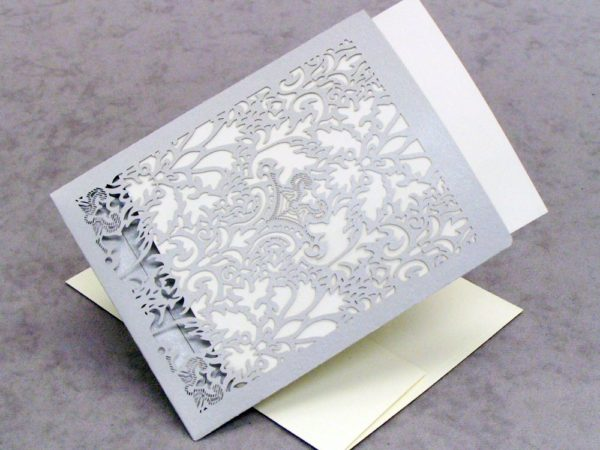 Damask - RSVP - Small Sleeve