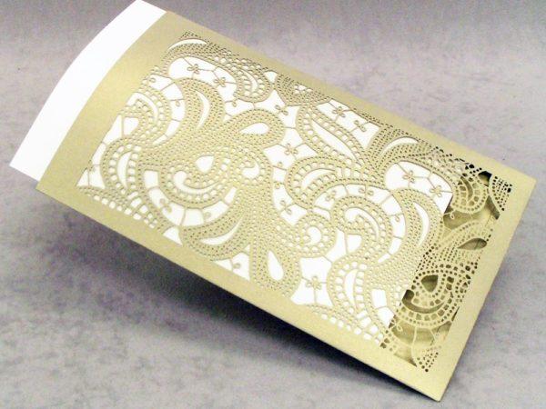 Shaadi Henna - Invitation Sleeve Grande