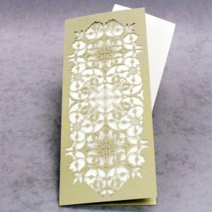 Eternal Love - Thank You - Slim Card