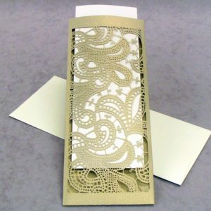 Shaadi Henna - Thank You - Slim Sleeve