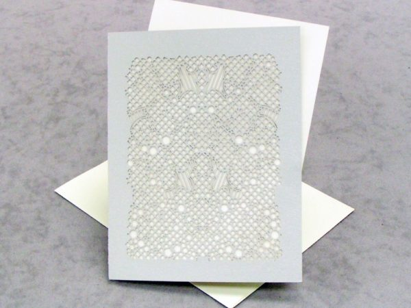 Art Deco - RSVP - Small Card