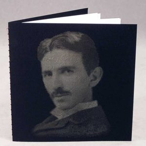 Nikola Tesla - Epic Noir Notebooks