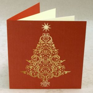 Holiday Tree - Christmas Gift Cards