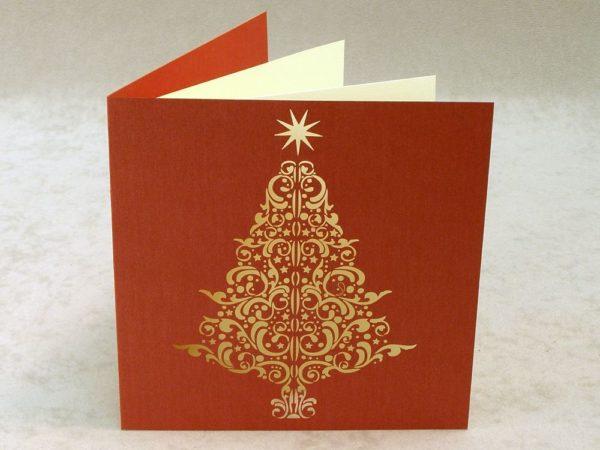 Holiday Tree - Christmas Gift Cards