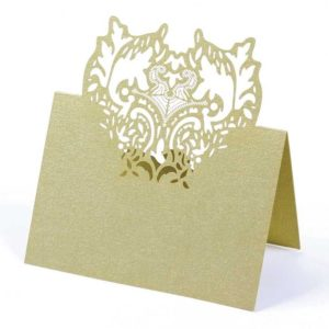 Damask (set of 10) - Place Cards