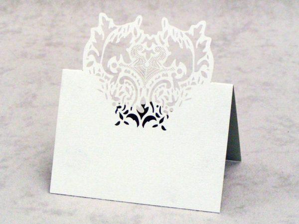 Damask (set of 10) - Place Cards