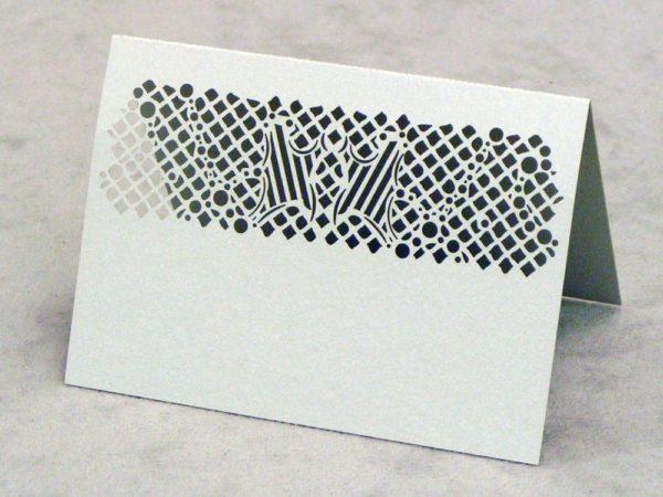 Art Deco (set of 10) - Place Cards