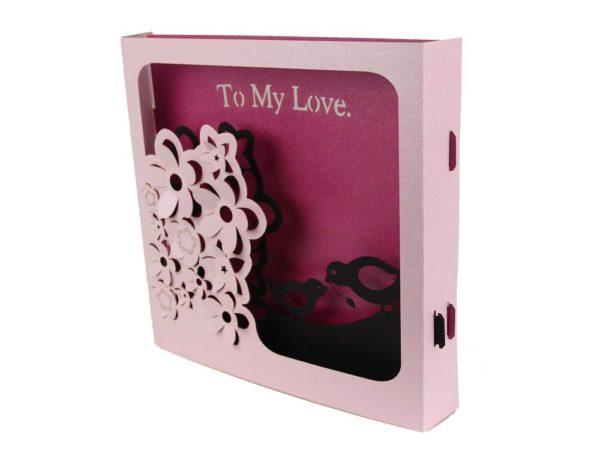 Valentine's Day POP-UP Card: To My Love