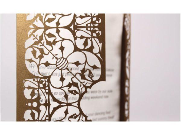 Eternal Love Gatefold Card