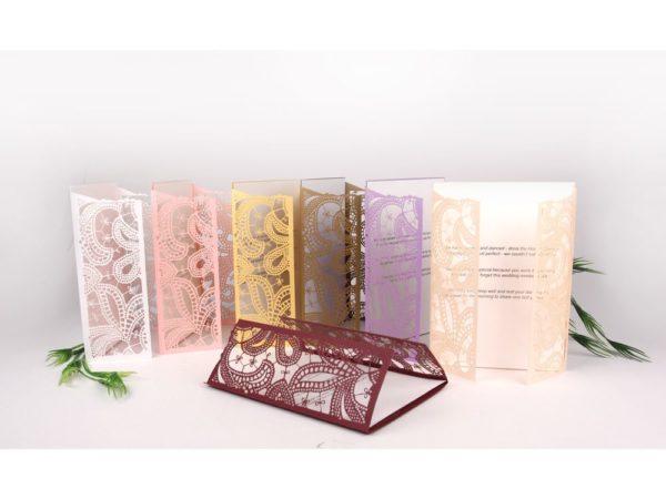 Shaddhi Henna Gatefold- Pack of 6